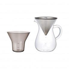 킨토 SCS 커피 카라페세트 4컵 (스텐)