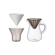 킨토 SCS 커피 카라페세트 2컵 플라스틱